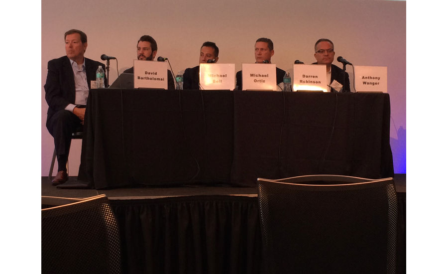 Panel discussing Innovations In Data Center Power Generation