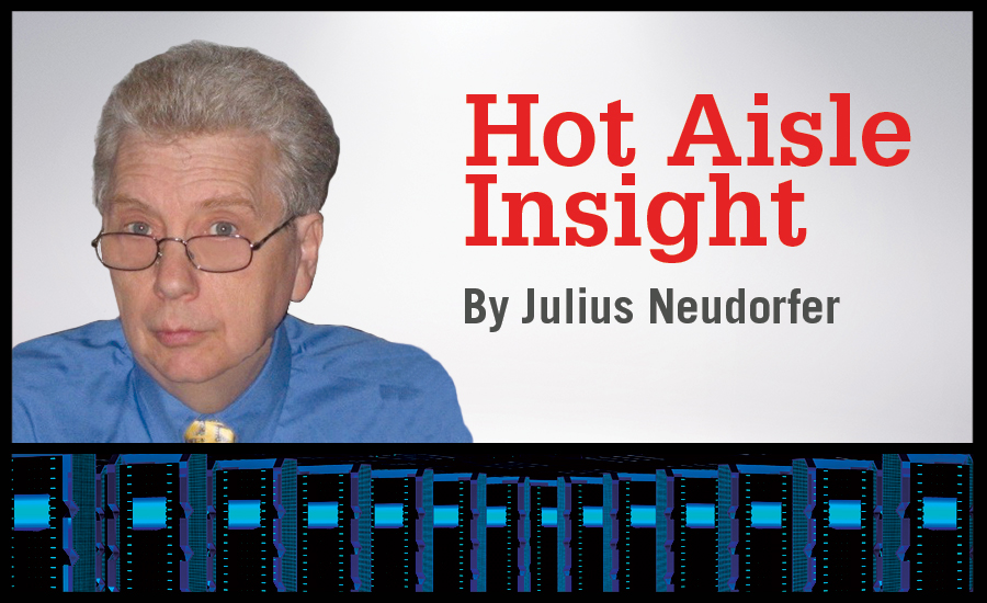 Julius Neudorfer-Hot Aisle Insight