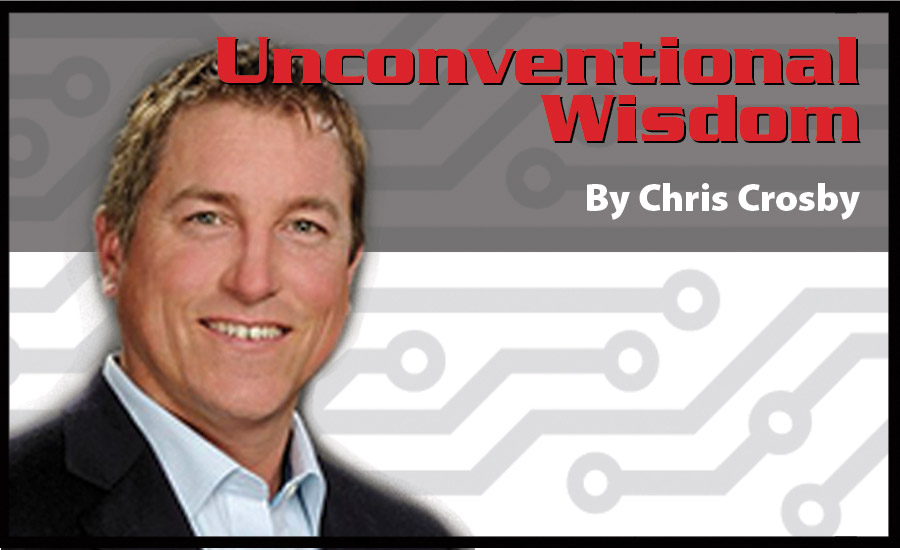 Chris Crosby- Unconventional Wisdom