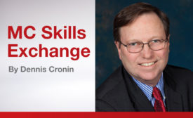 MC Skills Exchange- Dennis Cronin