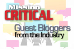 Guest Bloggers from the Industry