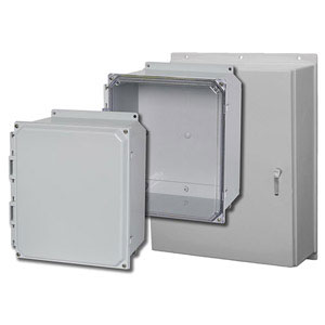 Enclosures from Hammond Manufacturing