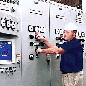 Power Control Systems from Russelectric