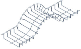 Cable Trays from Snake Tray�®