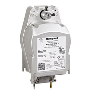 Universal Fire and Smoke Damper Actuators from Honeywell