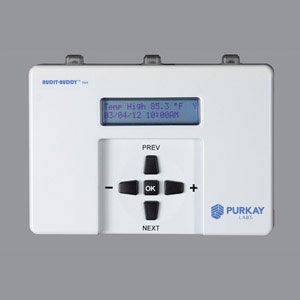 Temperature Monitors from Purkay Labs