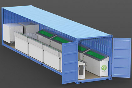 Cooling Containers from Green Revolution Cooling
