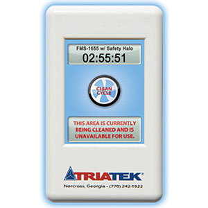 Room Controllers from Triatek