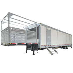 Mobile Lithium-Ion UPS Rental Trailers