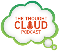 The Thought Cloud Podcast Logo
