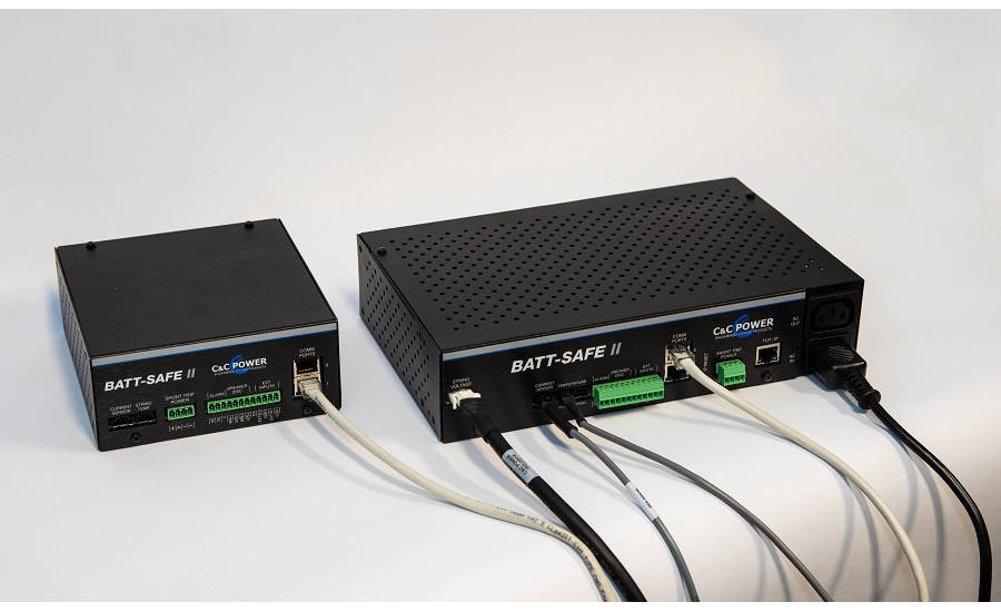 Power Monitors Inc : Battery monitoring from c power inc