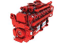 Engines from Cummins Inc.