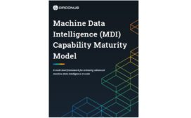 Machine Data Intelligence (MDI) Capability Maturity Model from Circonis